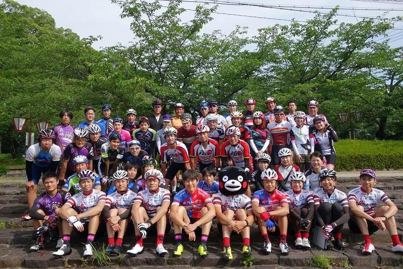 VC Fukuokaコラボイベント 大村湾一周ride無事に終了!画像