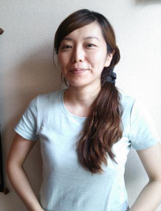 日本人セラピスト・カトウレイコによるタイ古式マッサ画像